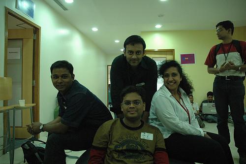 barcamp bangalore organizers