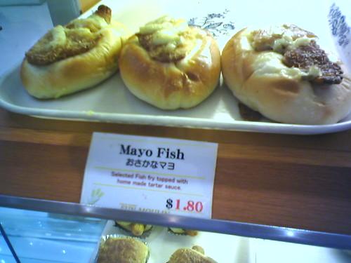 Mayo Fish??