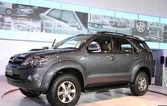 automobile(1.0), sport utility vehicle(1.0), toyota fortuner(1.0), vehicle(1.0), compact sport utility vehicle(1.0), land vehicle(1.0),