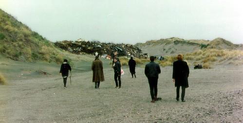 Winter 1987, Tangimoana Beach