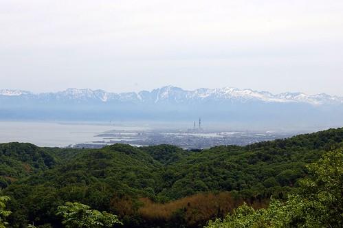 sea mountain japan view toyama istds takaoka da1855mm