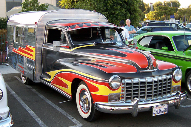 1947 dodge camper flickr photo sharing