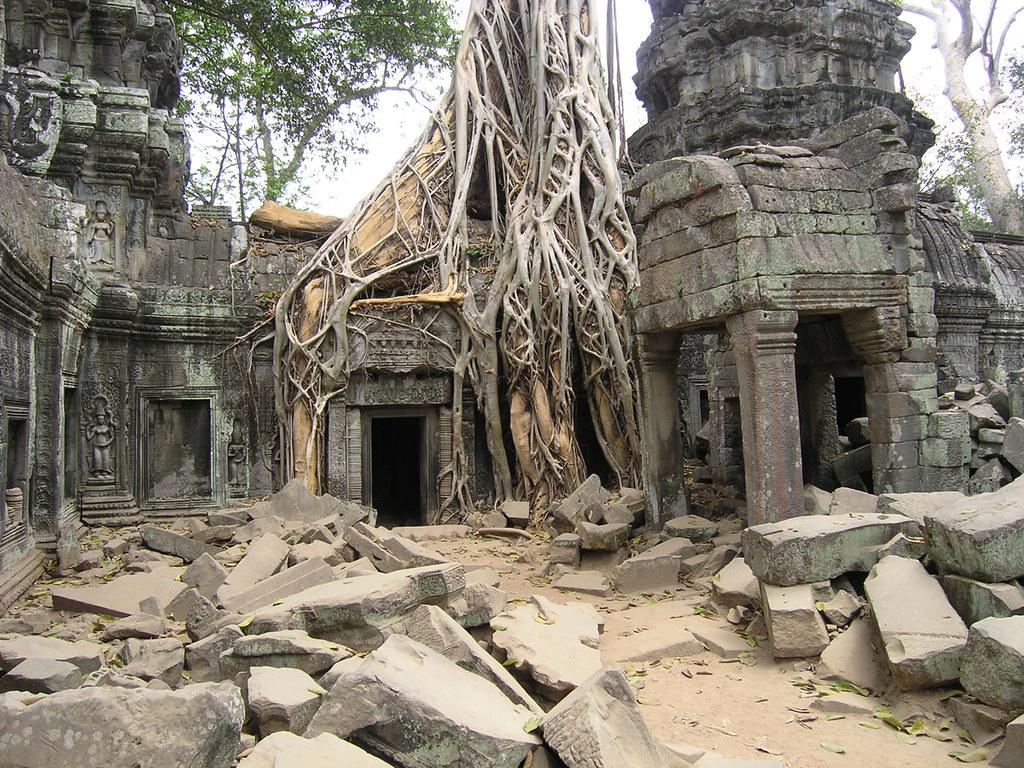 Cambodia - Ta Prom