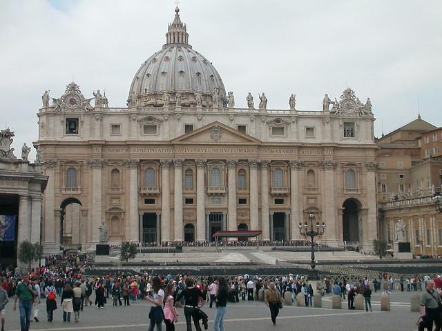 1. St. Peter's Basilica