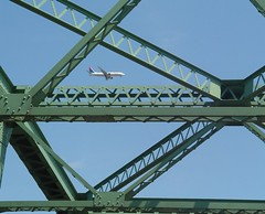 cantilever bridge,