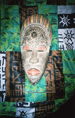 Aburi mask