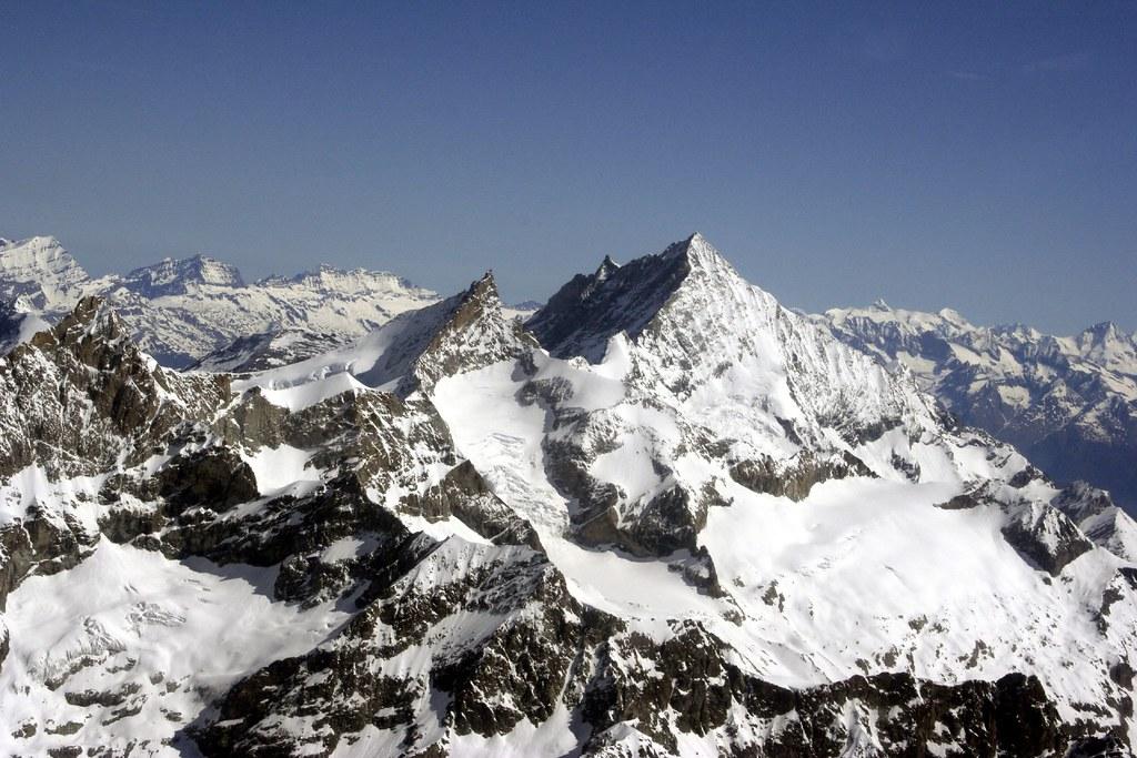 Alps glaciers shrinking