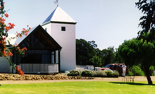Hayshed Hill winery, Margaret River, Western Australia 1999