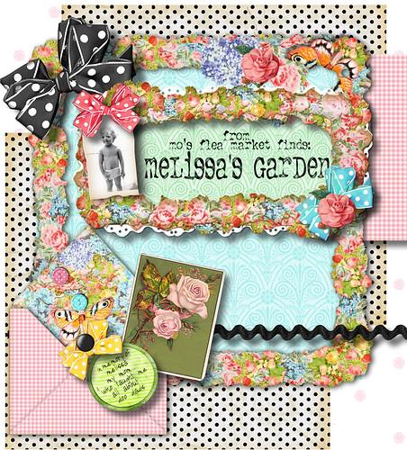 mos melissa's garden