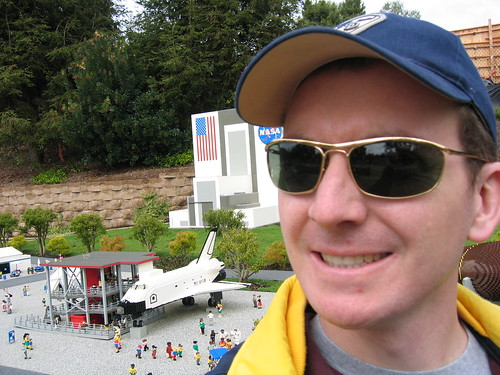 LEGOland spaceshuttle