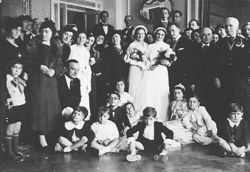 1934 matrimonio pia e gim