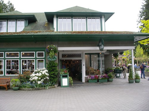 Gift Shop, Butchart Gardens, Victoria, B.C.