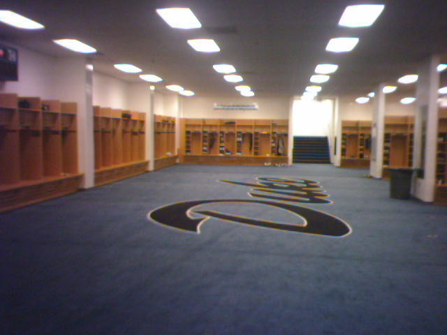 Football Locker Room Pictures