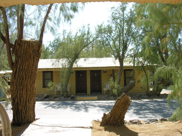 Furnace Creek Ranch Death Valley Cabin Across The