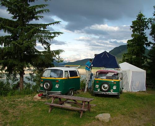Kinbasket Lake Canada