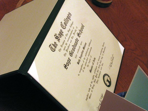 "Make mine out to ""money master,"" please."