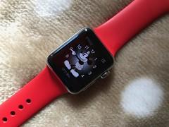 リペアセンターから戻って来たApple Watch 2