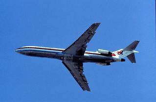 CS-TBY B727 TAP Faro 1990