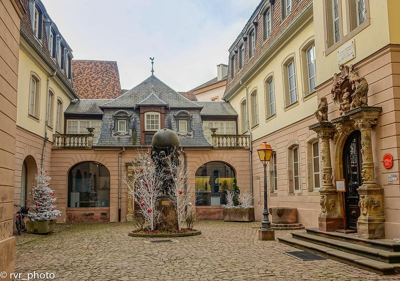 Musée Bartholdi, Colmar