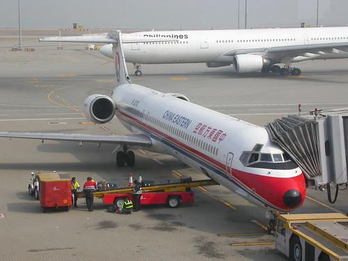 China Eastern MD-90