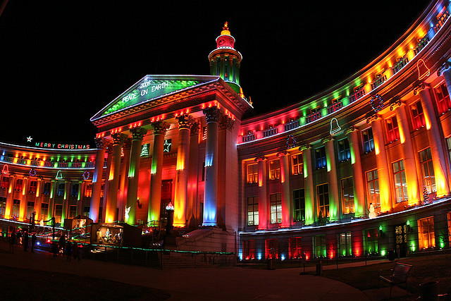 The Most Colorful Building in Denver
