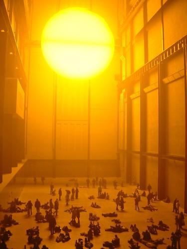 Sun at Tate Modern by RichKiwi_NI