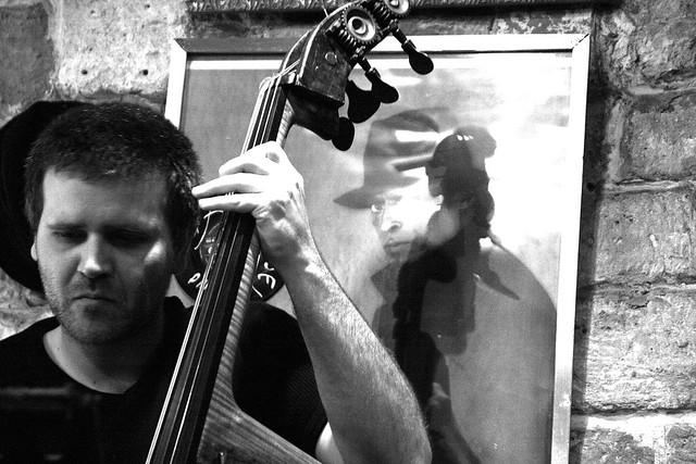 Cafe Paris Jazz Combos Performance New York