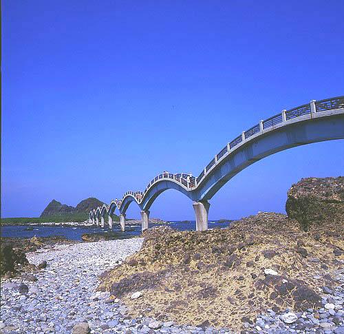 6602三仙台跨海八拱橋