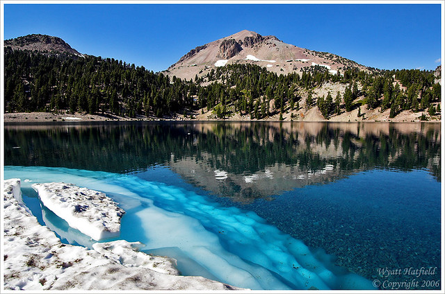 Lake Helen, Lassen Volcanic National Park | Flickr - Photo ...