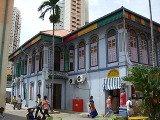 Tan Teng Niah house की छवि. geotagged singapore littleindia geo:lat=131lon10385