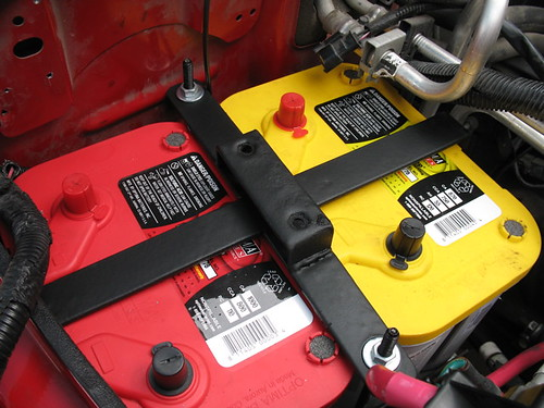 Howto  Dual Battery Setup
