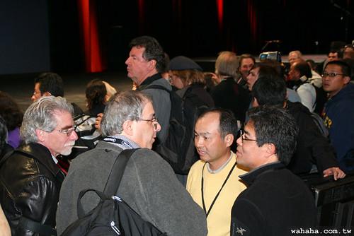 Masayoshi Son @ Macworld Expo 2007 Keynote
