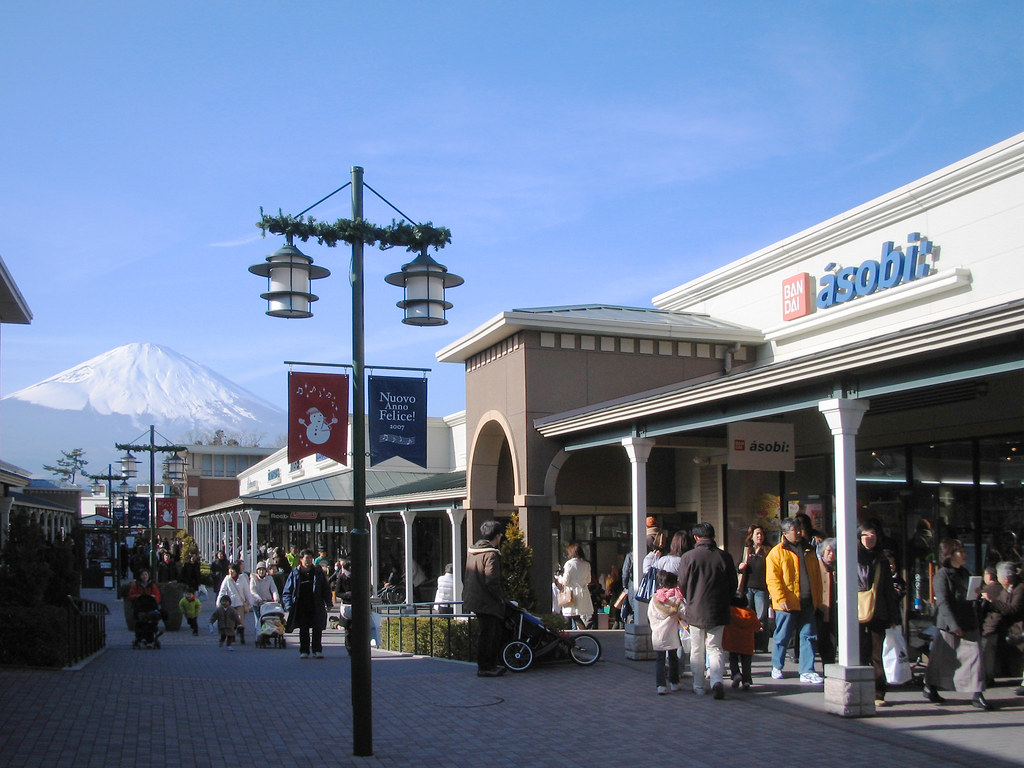 gotenba outlet mall