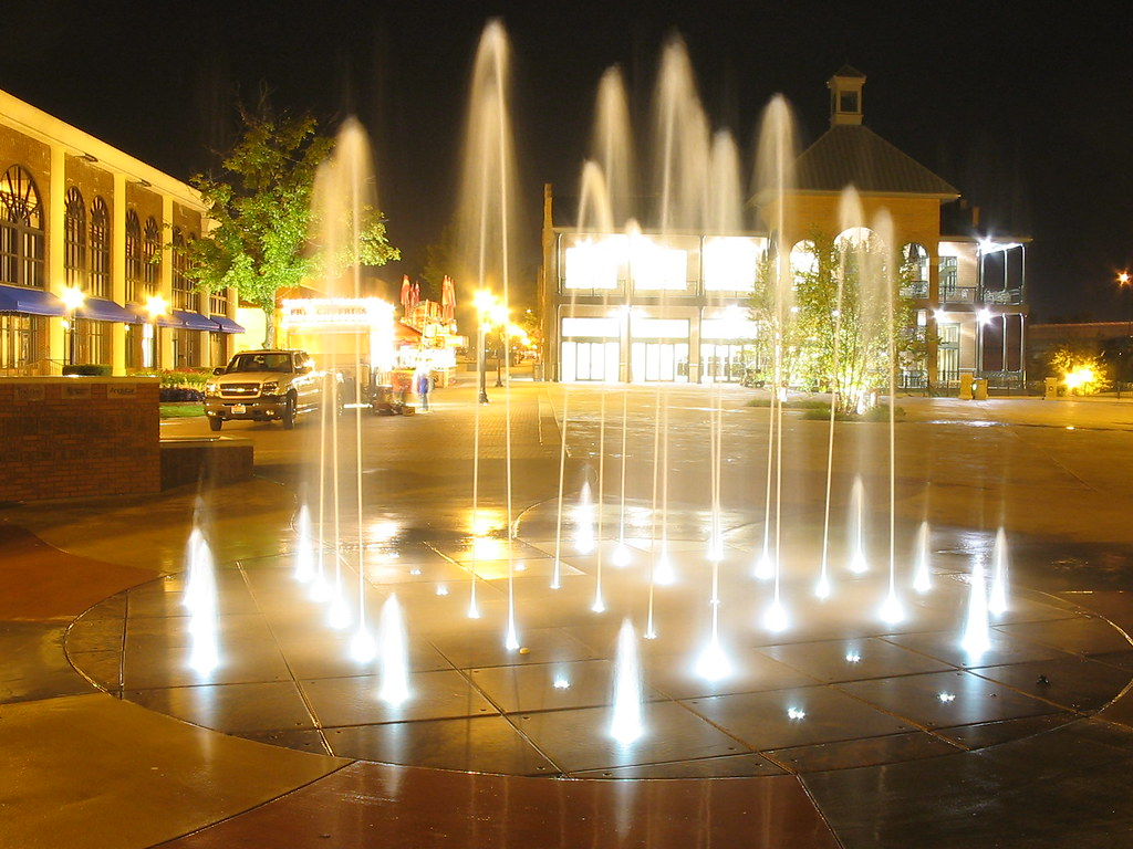 Cuyahoga Falls Fountain