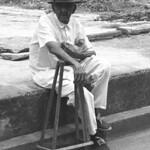 Old Man Resting - Baracoa, Cuba