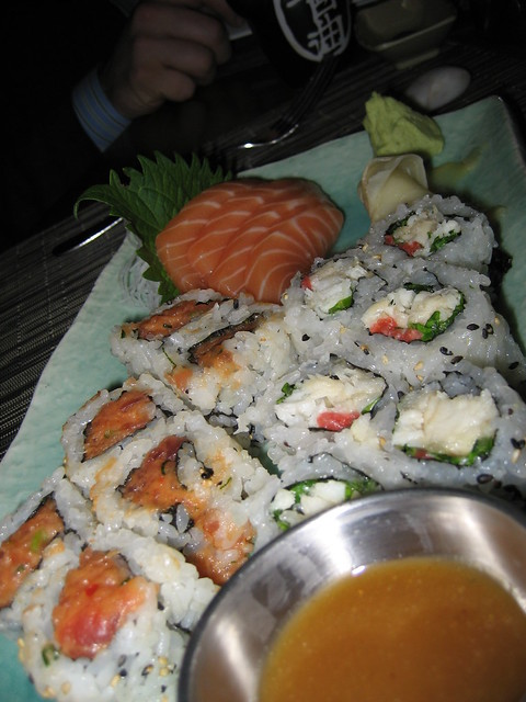 Bluefin Sushi Southeast Asian Restaurant Boca Raton Boca