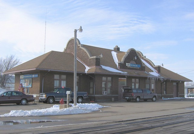 St cloud mn np train station flickr photo sharing
