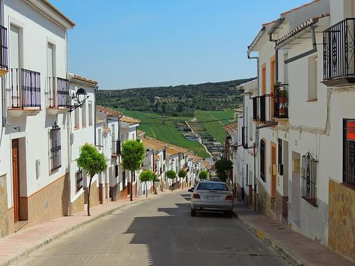 <Calle Marien> Cañete la Real (Málaga)