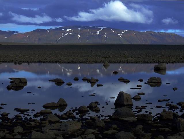 Iceland, Highland