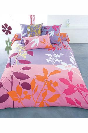 parure de lit rose parme by atelier lzc flickr photo. Black Bedroom Furniture Sets. Home Design Ideas