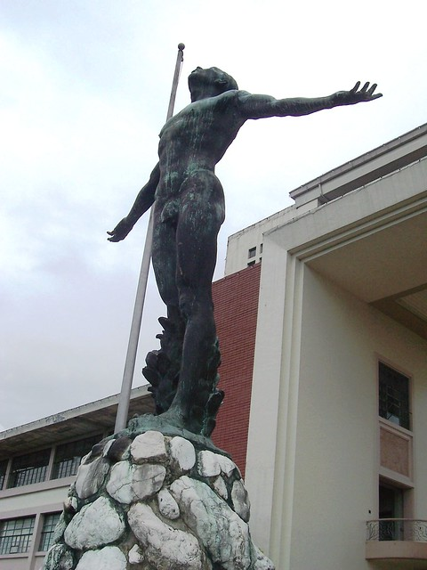 Many ways of looking at Academic Freedom :The Oblation