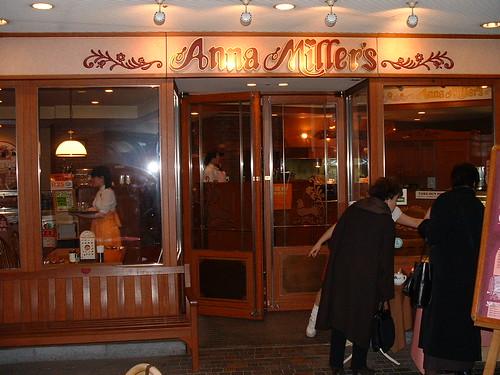 Anna Miller's