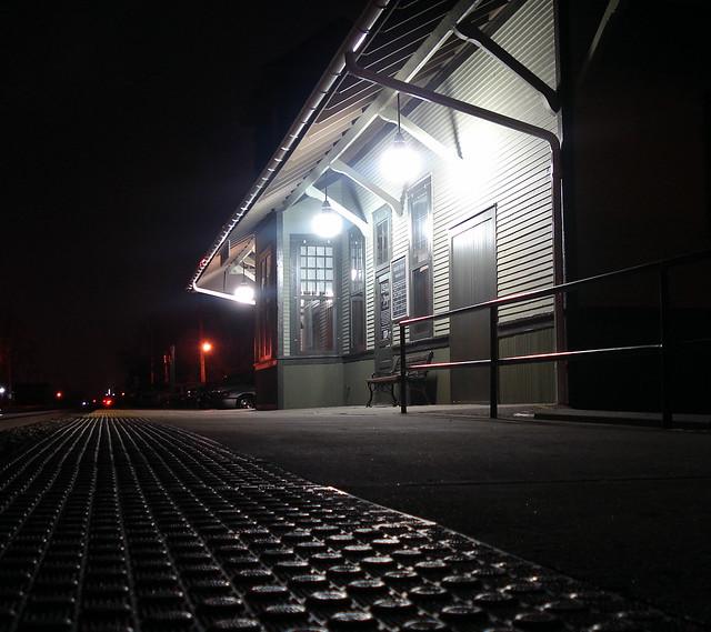 Lapeer Amtrak Station Flickr Photo Sharing