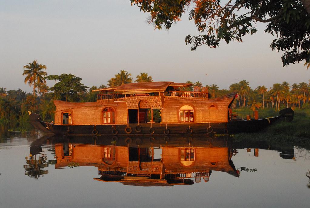 Backwaters - 50 de los lugares más bellos de Asia