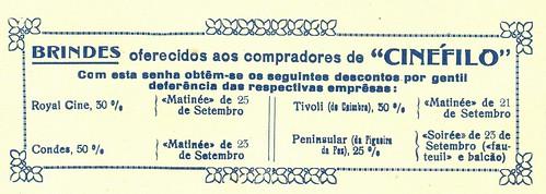 Cinéfilo, Nº 109, 1930 - 29a