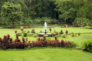 Air Mancur Kebun Raya Bogor