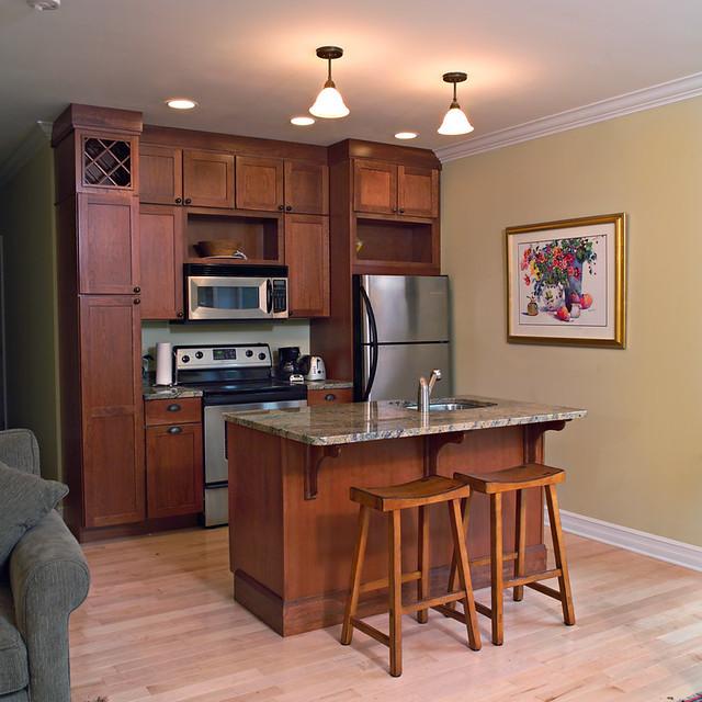 Small Condo Kitchen Remodel Ideas