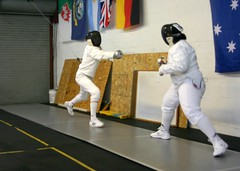 foil(0.0), weapon combat sports(1.0), fencing weapon(1.0), individual sports(1.0), contact sport(1.0), sports(1.0), combat sport(1.0), ã‰pã©e(1.0), fencing(1.0),
