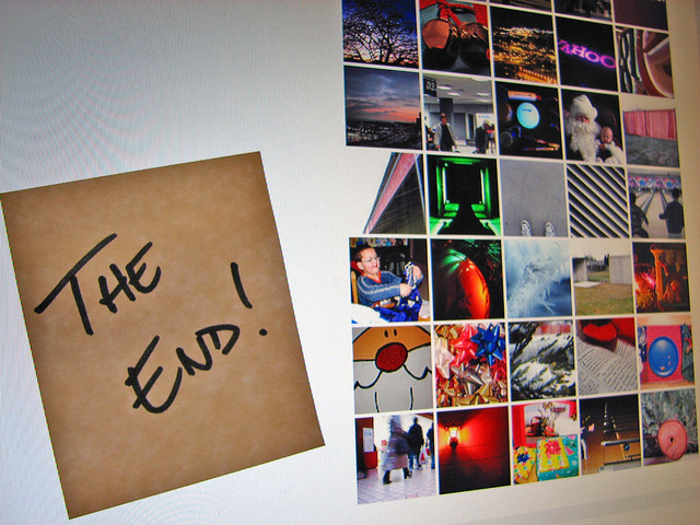 December 31, 2006: The End! from Flickr via Wylio