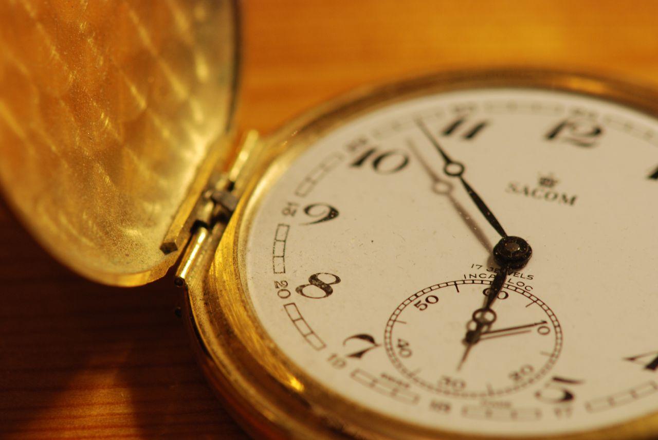 Photo:Time For... ? By:bogenfreund